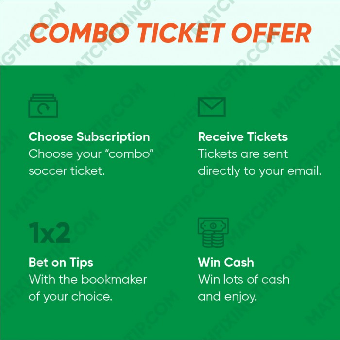 100% Sure Combo Tickets Archives - FIXED MATCHES FOOTBALL